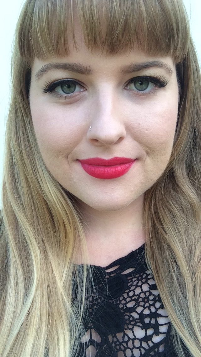 Perfect Pout: 5 Red Lipsticks and Swatches (feat. Ruby Woo ...
